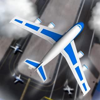 Plane Stewardess Air Flight : The Airport Fly Traffic Control - Free Edition