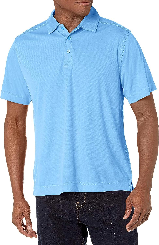 Cutter & Buck Men's Cb Drytec Northgate Polo Shirt