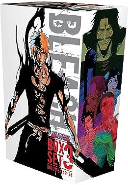 Bleach Box Set 3: Includes vols. 49-74 with Premium (3) (Bleach Box Sets)