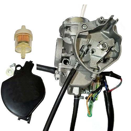 zoom zoom carburetor kawasaki prairie 300 kvf300b kvf300a 1999 2000 2001  2002