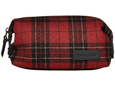 Pendleton Travel Pouch (Brodie Tartan/Black Watch Tartan) Handbags