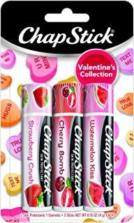 ChapStick Valentine's Collection 3 Sticks (Pack of 2)