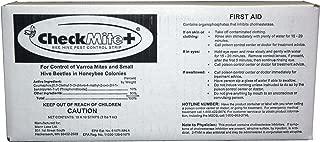 Mann Lake DC800 100-Pack Check Mite Plus Strips