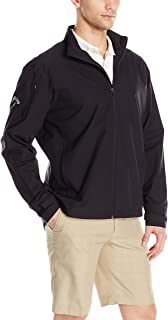 Callaway Men's Long Sleeve Full-Zip Wind Jacket