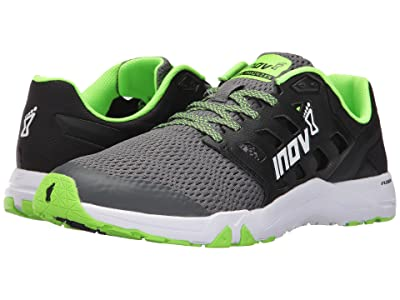 inov-8 All Train 215 (Grey/Black/Green) Men