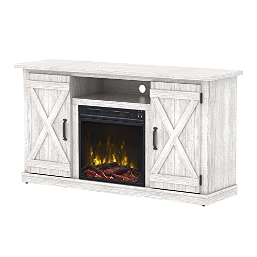 Antique White Electric Fireplace Amazon Com