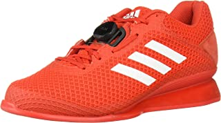 adidas squat shoes red