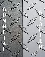 Aluminum Diamond Plate 4x8 Sheets - .025 (thin) - Painted Gunmetal Gray