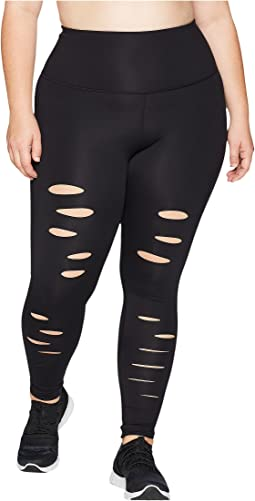 Icon Series - The Rebel Plus Size Leggings