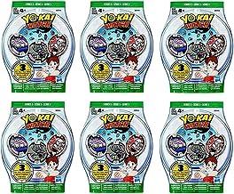 6 Blind Bags: Yo-Kai Watch Series 3 Medals - 18 Random Medals by Yokai Watch