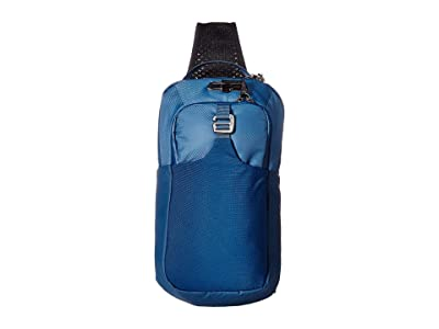 Pacsafe Venturesafe X Anti-Theft Sling Pack (Blue Steel) Bags