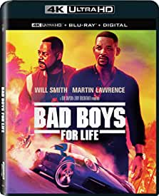 BAD BOYS FOR LIFE debuts on Digital March 31 and 4K Ultra HD, Blu-ray and DVD April 21 from Sony Pictures