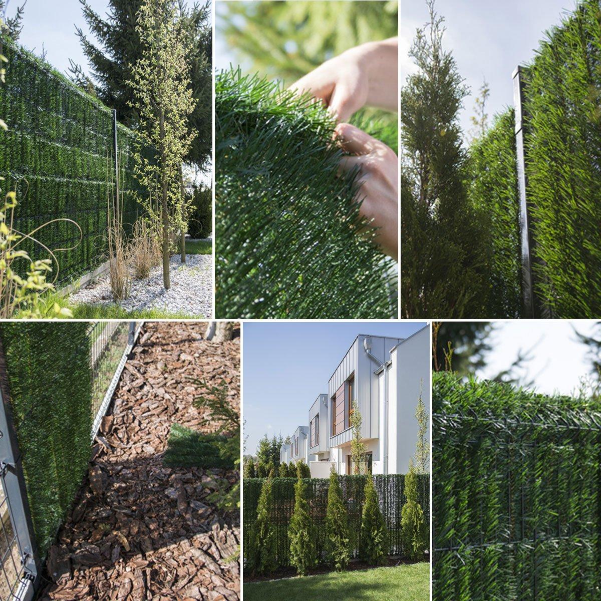 FairyTrees Seto Artificial, GreenFences, Cubierta de Valla ...