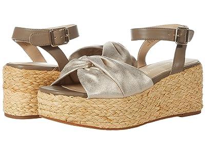 Seychelles BC Footwear by Seychelles Winning (Gold Distressed Metallic) Women