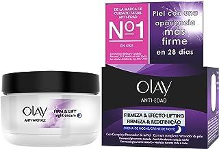 Olay Anti-EdadCrema facial de noche hidratante Firmeza &
