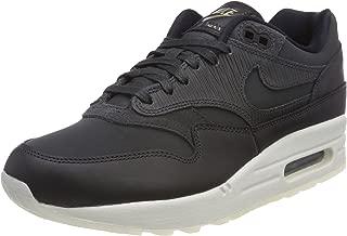 Air Max 1 Premium Women's Sneakers Anthracite/Anthracite-Black 454746-016