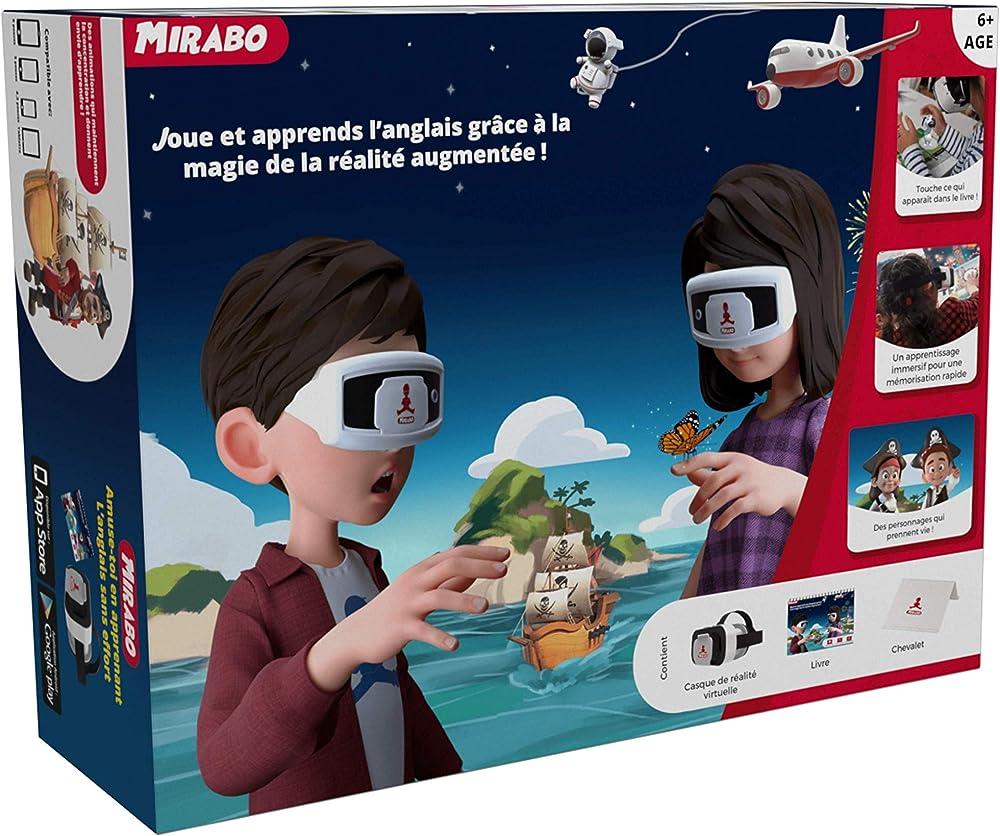 Reenbow mirabo, gioco educativo in realtà virtuale, per bambini dai 6 anni in su` 6832