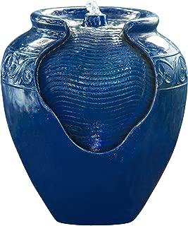 Best cobalt blue water fountain Reviews