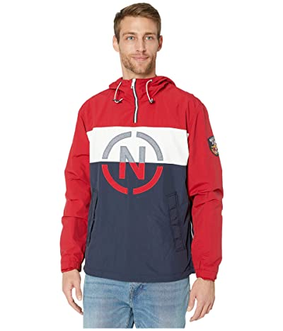 Nautica Pullover Hoodie (Red) Men