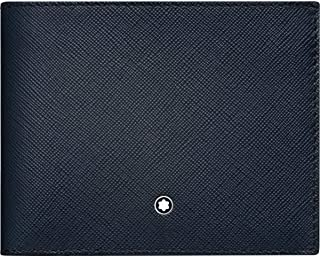 MONTBLANC Sartorial Men's Wallet - Blue, 116328