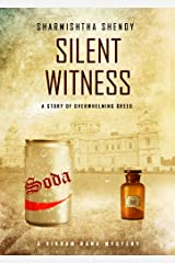 Silent Witness: A Vikram Rana Mystery Kindle Edition
