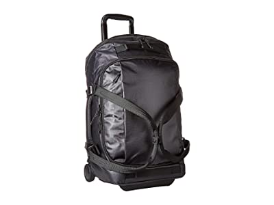 Timbuk2 Quest Rolling Duffel Medium (Jet Black) Duffel Bags