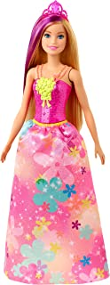 Barbie Princesa Vestido Arcoiris Dreamtopia, Multicolor