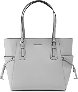 Voyager East/West Tote Pearl Grey One Size