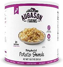Augason Farms Dehydrated Potato Shreds 1 lb 7 oz No. 10 Can