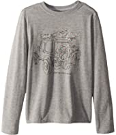 Holiday Off-Road Crusher Long Sleeve T-Shirt (Little Kids/Big Kids)
