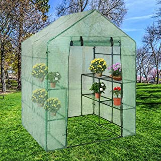 Amazon.fr : serre de jardin polycarbonate