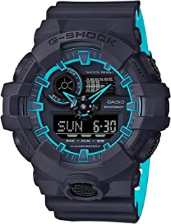 CASIO Watch G-SHOCK Overseas model neon color GA-700SE-1A2 Men's