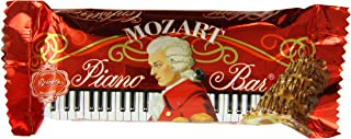Reber Mozart-Praline, Riegel (Mozart Piano Crispy Milk Chocolate Marzipan with a Pistachio and Hazelnut Nougat Bar), 1.6-Ounce Boxes (Pack of 4)