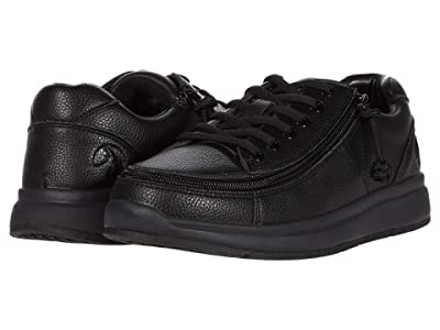 BILLY Footwear Work Comfort Lo (Black/Black) Men