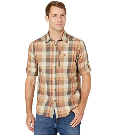 Fjallraven Fjallglim Shirt (Dark Sand) Men