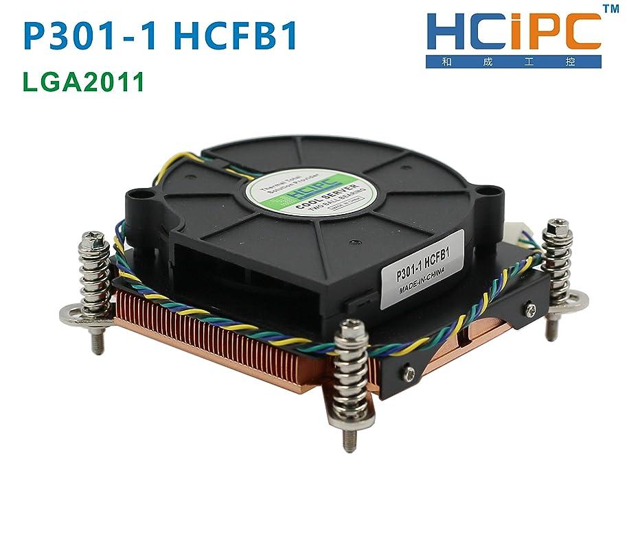 HCiPC P301-1 HCFB1 LGA2011 CPU Cooler,1U CPU Cooler,Computer Hintsink,1u Copper Heatsink CPU Cooler,INTEL Xeon Socket R 2011