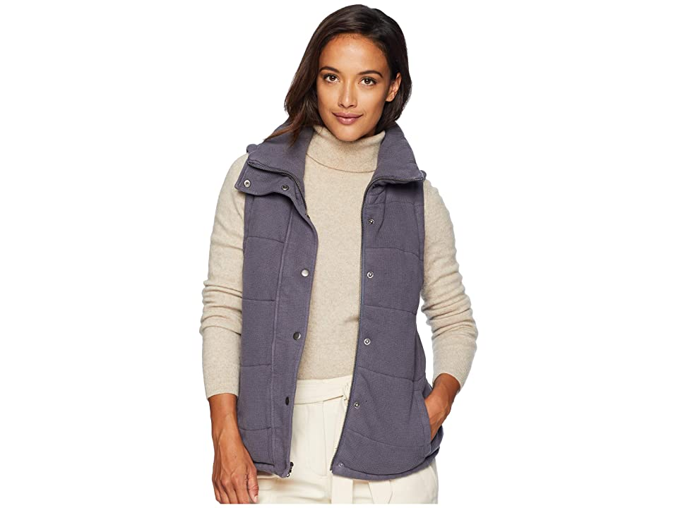 Mod-o-doc Flatback Thermal Quilted Vest (Shady) Women