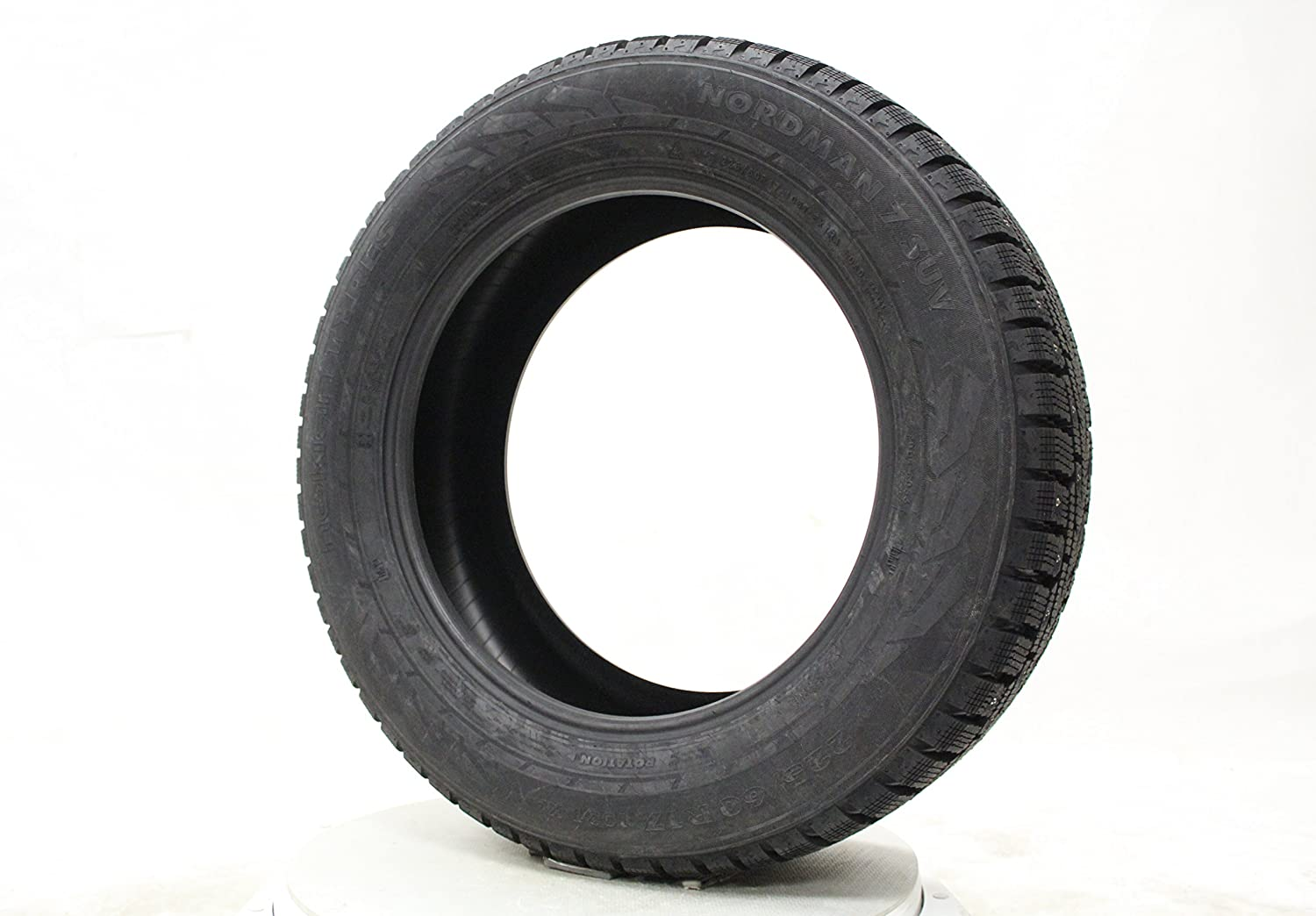 Nokian Nordman 7 SUV Studded Winter 215 98T - 70R15 unisex Tire Free shipping anywhere in the nation