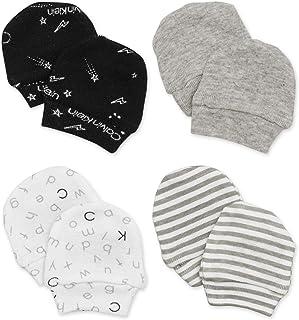 قفازات كالفن كلاين للبنات الرضع، عبوة متعددة