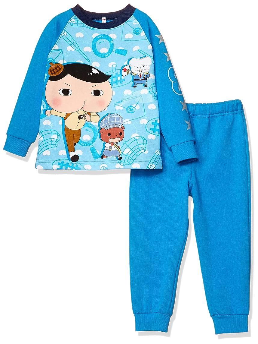 三団結する反発する[バンダイ] パジャマ おしりたんてい 寝ても覚めても光るパジャマ ボーイズ 47889