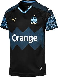 6703e29017ddb Puma Olympique de Marseille Away Shirt Replica SS Kids Maillots Enfant