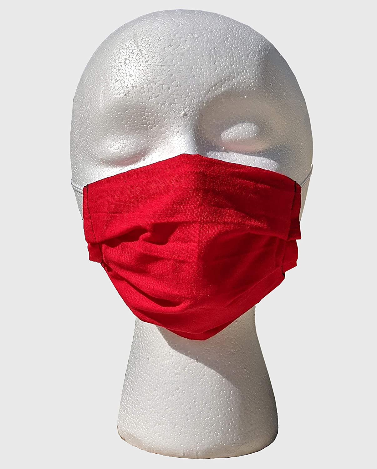 Face unisex Ranking TOP1 Mask Cloth With Filter Pocket and Ear Elastic Adult Loops