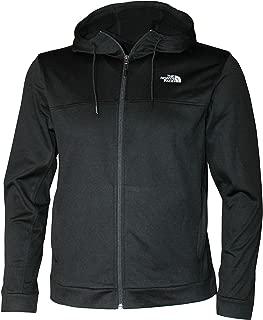 100 Cinder Men's Full Zip Hoodie Hooded Jacket RTO