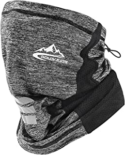 VOCALOL Summer UV Protection Face Cover,Anti Air Pollution Smoke Face Scarf Dust Cover Reusable Headwear Sports-Headbands Neck Gaiter for Sport,Outdoor,Fishing,Cycling
