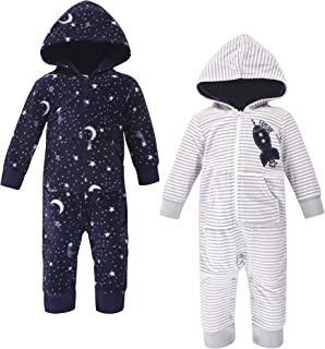 Mornyray Baby Boy Printing Jacket Long Sleeve Hoodie Outerwear Zipper Casual Coat