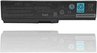 New Replacement PA3817U-1BRS PA3817U PA3818U-1BRS PA3819U-1BRS Laptop Battery for Toshiba Satellite C655 L755 L655 C655D A665 L675 L675D L645D L655D L745 L750 L755D M640 P745 C655-S5082 C655-S5212