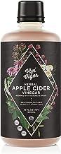 Vim & Vigor Apple Cider Vinegar Herbal Tonic Shots, 14 Herbs, Raw Cider Vinegar, Certified Organic USA Made- 32 FL OZ Full...