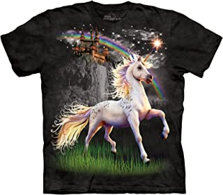 The Mountain Men's Unicorn Castle T-Shirt