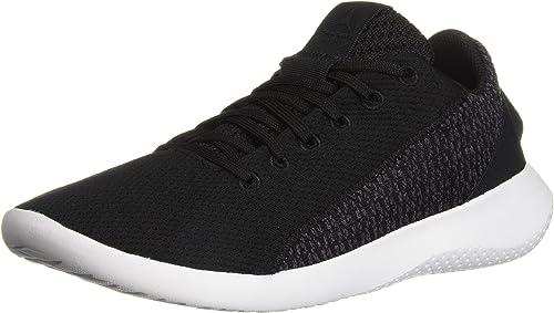Reebok Wohommes Ardara Walking chaussures, noir ash gris blanc, 8 M US