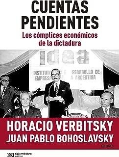 Cuentas pendientes: Los cómplices económicos de la dictadura (Singular) (Spanish Edition)